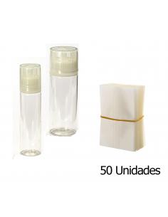 Termocontraible para envases de 10 ml por 100 Unidades