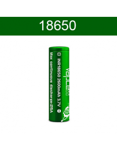 ( EK61) Vapcell 18650 2600 mAh 25A