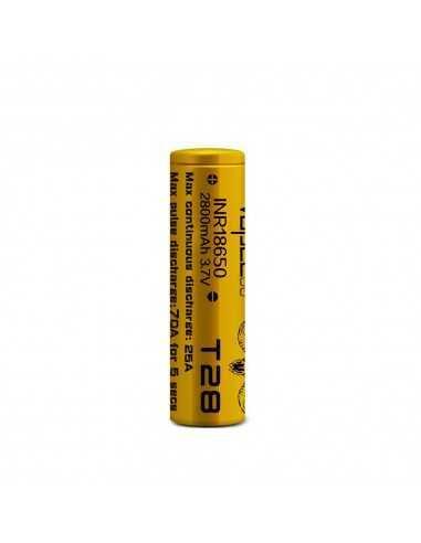 Bateria 18650 2800 mAh 25A